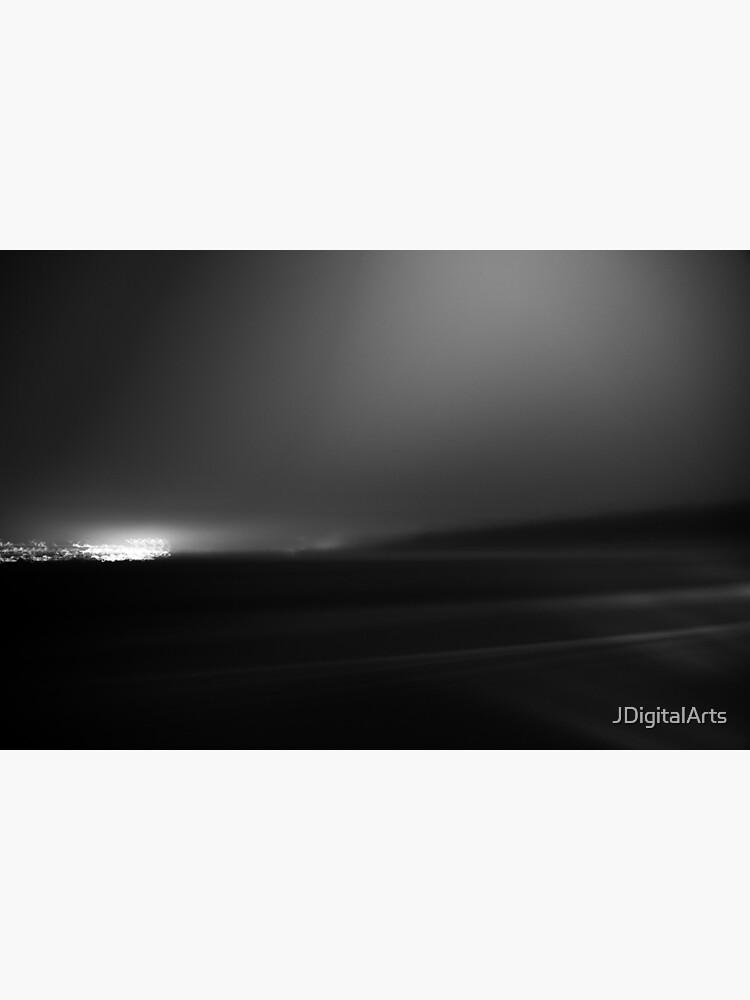 Distant Cities  by JDigitalArts