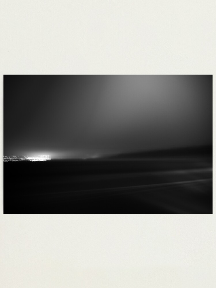 Alternate view of Distant Cities  Photographic Print