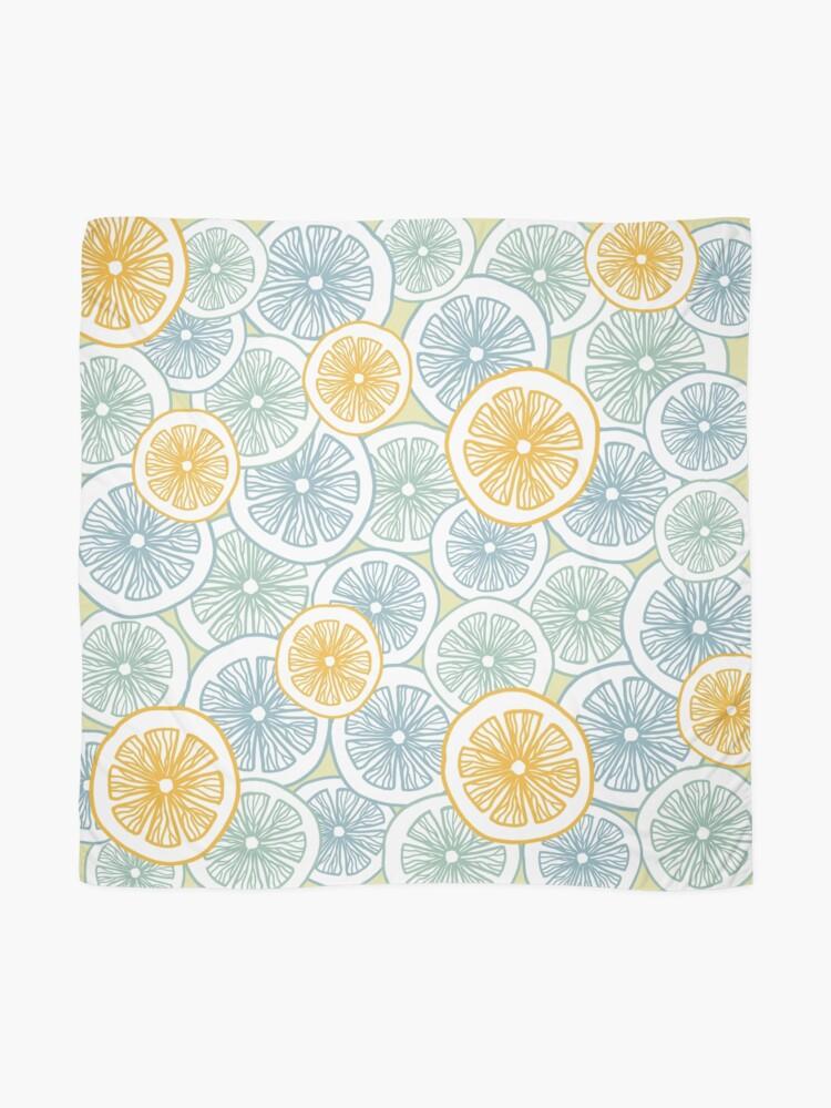 Alternate view of Citrus Medley Scarf