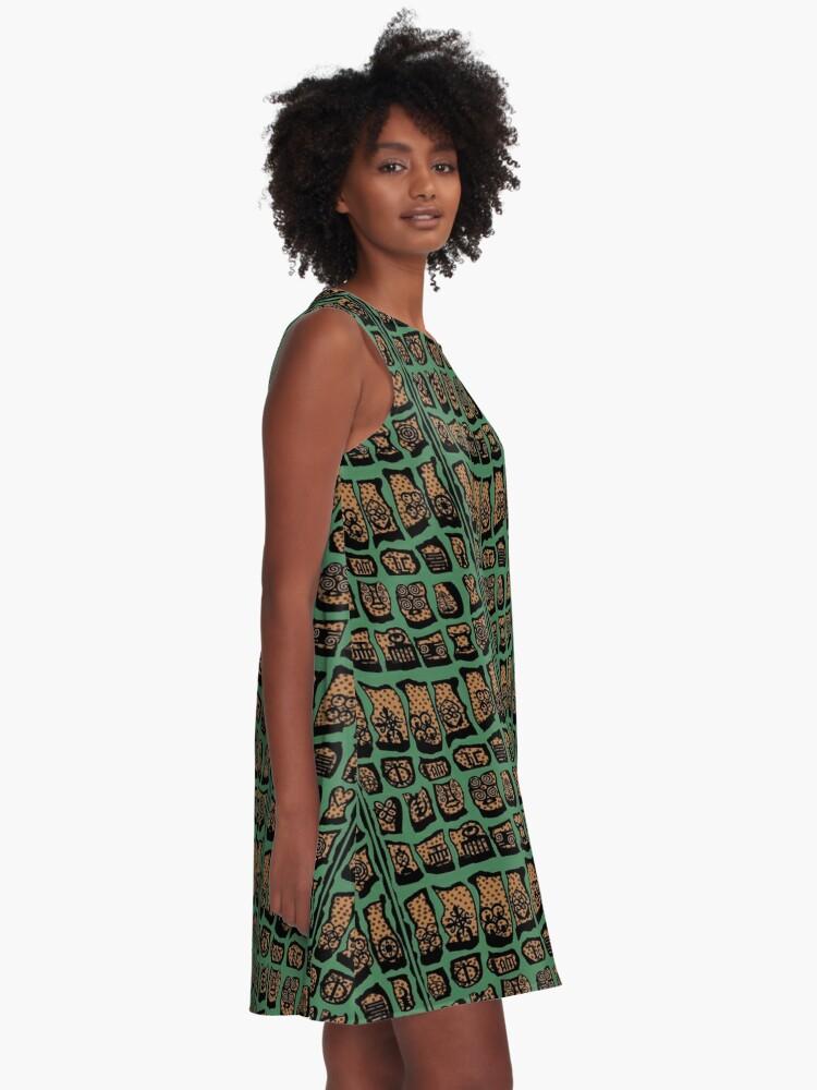 Alternate view of FBeauty Taurus A-Line Dress