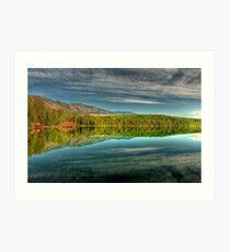 Lake McDonald Art Print