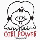 GIRL POWER by Hendrie Schipper