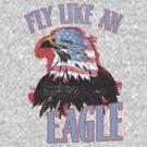 Fly Like An Eagle by coltrane