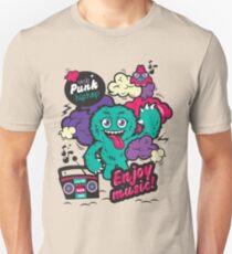 LOVE MUSIC Slim Fit T-Shirt