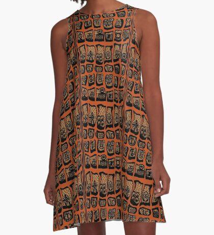 FBeauty Capricorn A-Line Dress