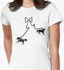 Horse Ribbon Bows T-Shirt