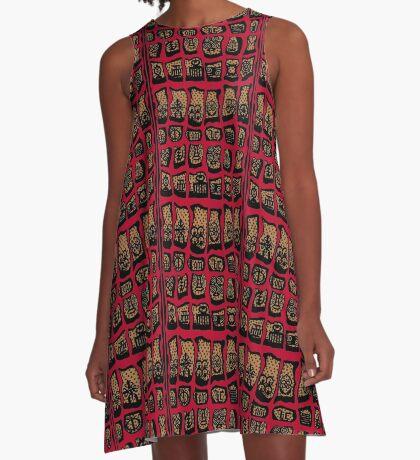 FBeauty Aries A-Line Dress
