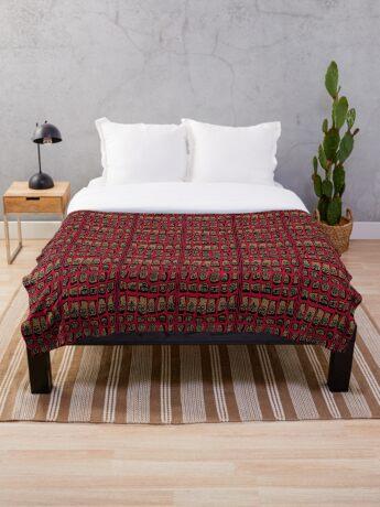 FBeauty Aries Throw Blanket