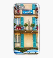 Albergo Vapore iPhone Case/Skin
