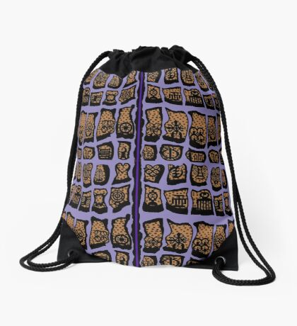 BadasseBs Drawstring Bag