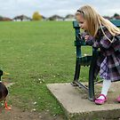 In Conversation With Mr Mallard. by Alison Lekarev