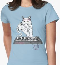 Synth Cat - Moggie T-Shirt