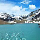 Ladakh, Kashmir by oded sonsino