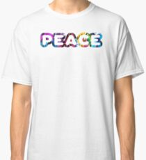 True peace comes from within - pacifist Classic T-Shirt