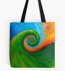The Universe - Fine Art Painting Tote Bag