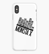 Monsta X Member Names List iPhone Case/Skin