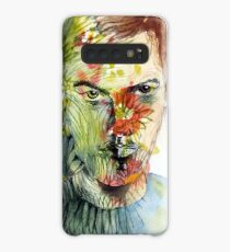 The Green Man Emerges Case/Skin for Samsung Galaxy