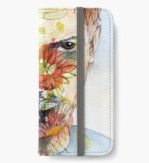 The Green Man Emerges iPhone Wallet/Case/Skin