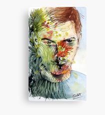 The Green Man Emerges Canvas Print
