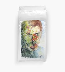 The Green Man Emerges Duvet Cover