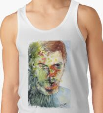 The Green Man Emerges Tank Top