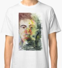 The Green Man Recedes Classic T-Shirt