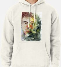 The Green Man Recedes Pullover Hoodie