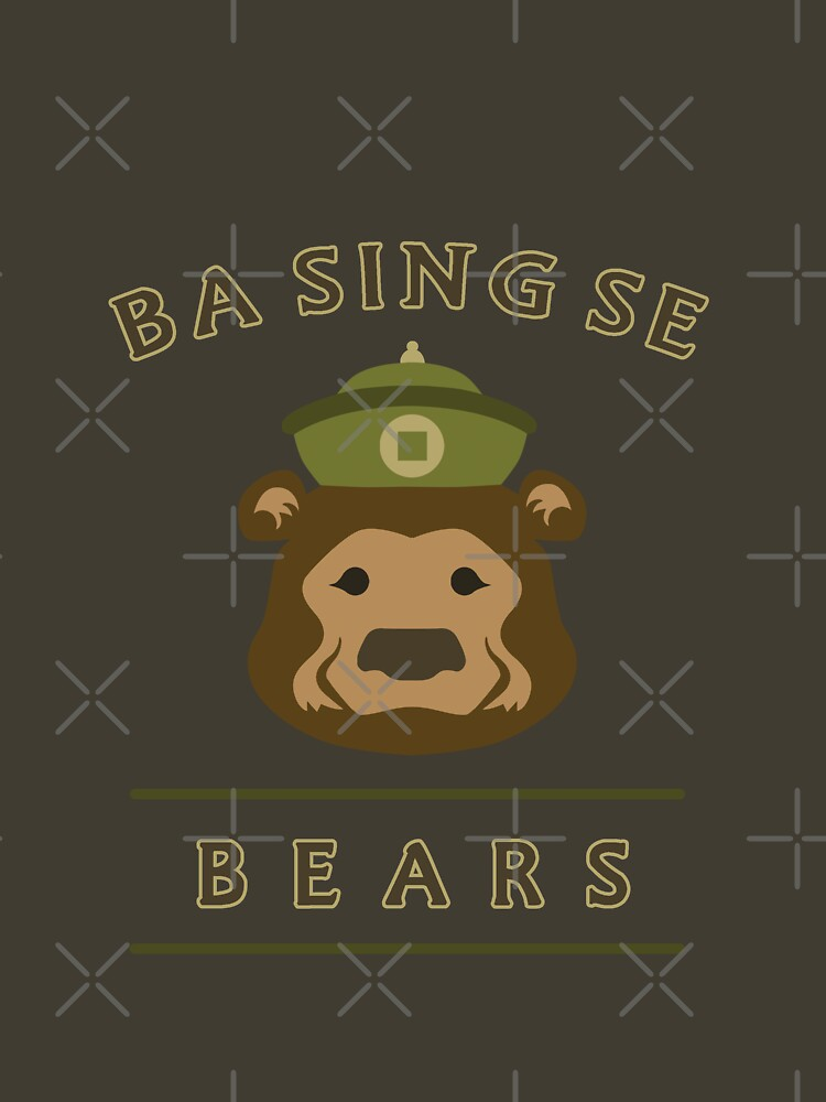 Ba Sing Se Bears by WingsForDreams