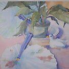 still life part 2 with ducks by Ellen Keagy