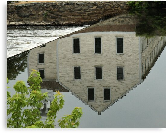 Slater Mill by Barry Doherty