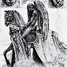 The Angel of Sorrow by Donata Zawadzka