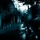 Montmartre by hologram