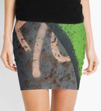 Rustin' piece Mini Skirt