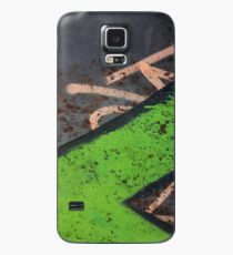 Rustin' piece Case/Skin for Samsung Galaxy