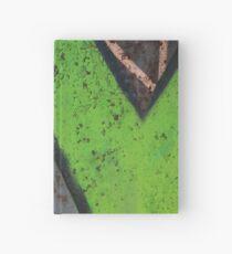 Rustin' piece Hardcover Journal