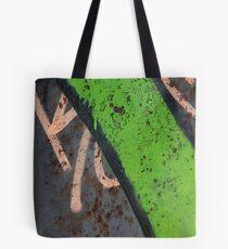 Rustin' piece Tote Bag