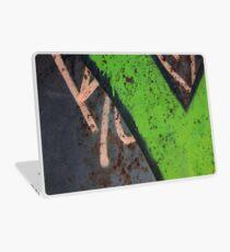 Rustin' piece Laptop Skin