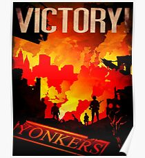 VICTORY! Poster
