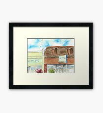 """""""Let's Do Wash"""" by Robin Galante Framed Print"""