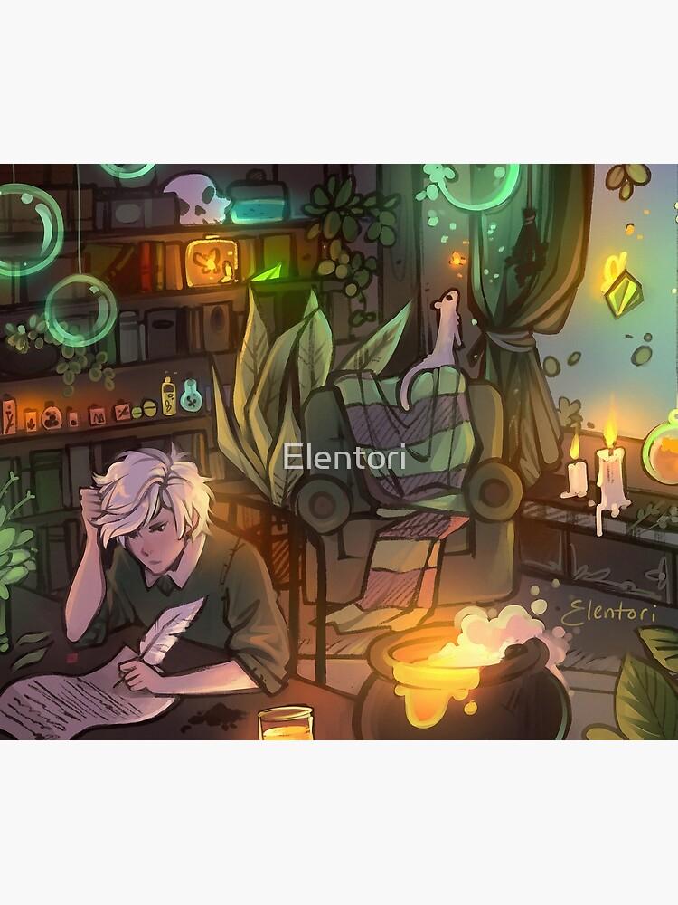 A Bit of Magic by Elentori
