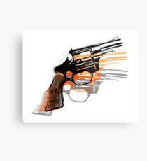 Got Yourself a Gun (Left)... Metal Print