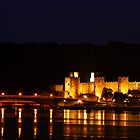 Conwy Castle (Wales, UK) by Andrew S