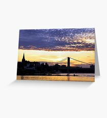 Sunny Riviera - Cologne Greeting Card