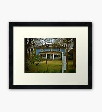 """Income Tax"" - Cordova, Tennessee Framed Print"