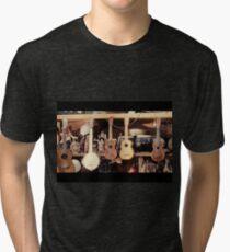 music..... Tri-blend T-Shirt