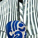 I Sing the Body Electric...Blue by ElyseFradkin