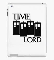 Damaged Doctor - Time Lord iPad Case/Skin