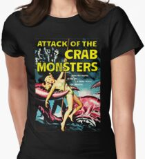 Attack of the Crab Monsters! Vintage  T-Shirt