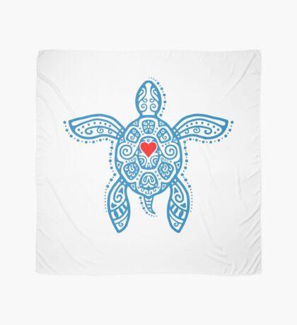 Sea Turtle Hope - Tribal Scarf