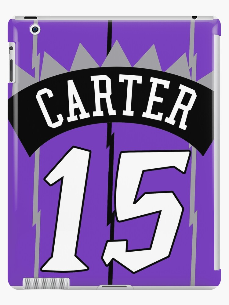 new product 7926b a8dc8 'Vince Carter Throwback Raptors Jersey' iPad Case/Skin by csmall96